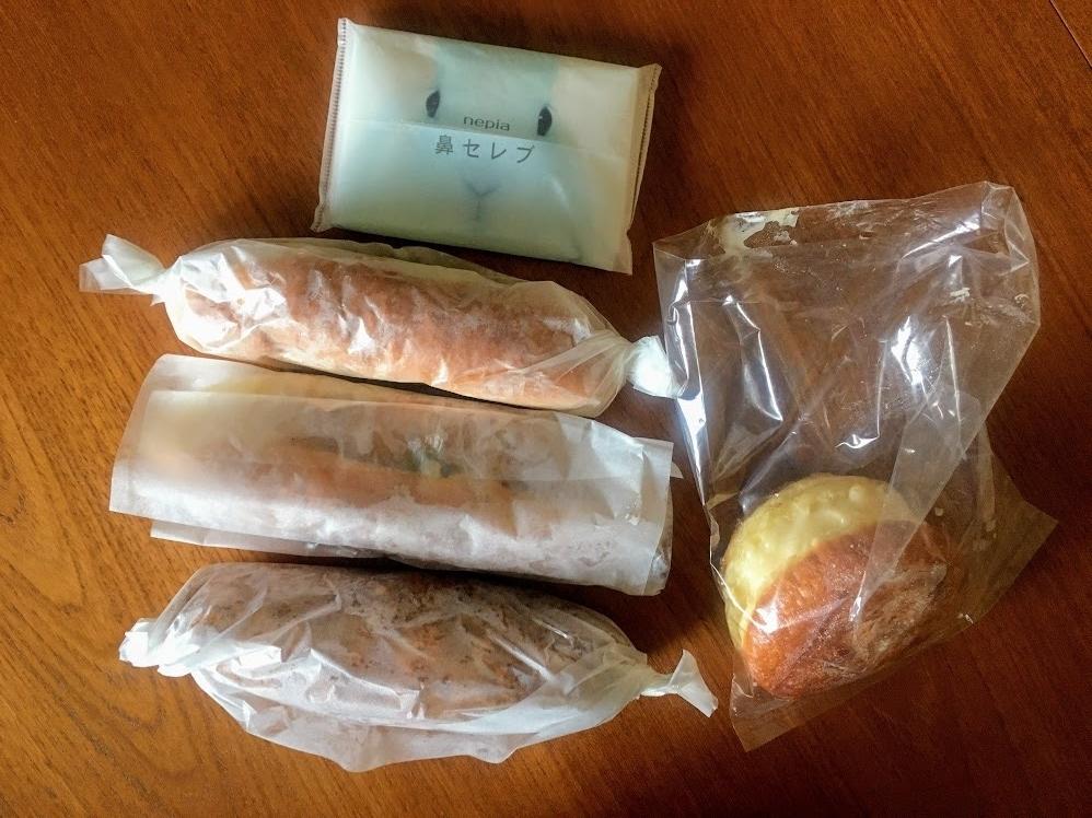 まるき製パン所のパン