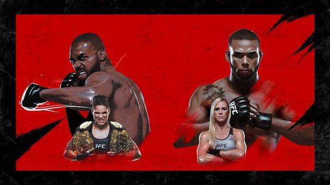 UFC239 ジョーンズ vs. サントス