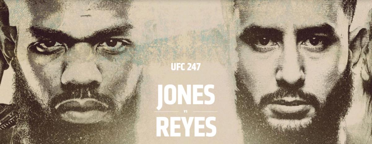 UFC247