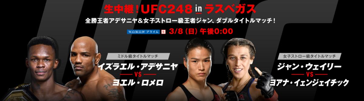 UFC248