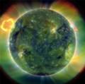 『CNN.co.jp:NASA、太陽の新たな画像を公開』
