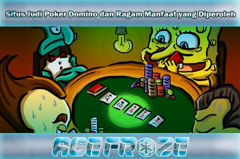 Judi Poker Domino