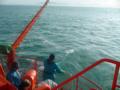 クリオネ漁