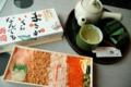 鱒、鮭、蟹、いくら、なんでも、寿司