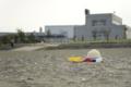 川崎唯一の砂浜、らしい