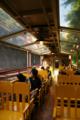 トロッコ嵐山駅でほとんどおりた