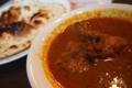 インド食堂アンジュナのチキンカレー@高幡不動 辛い!でもうまい!
