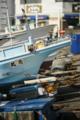 漁船は狩りの船だからかっこいいのだろう、きっと