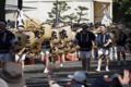 東北六魂祭2012パレード☆秋田竿燈祭り