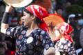 東北六魂祭2012パレード☆山形花笠まつり