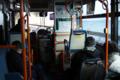 タンゴ半島行きバス社内。海が見えてきてウキウキやね