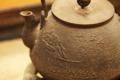 (おそらく)天橋立土瓶。鉄だから鉄瓶か?