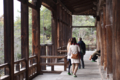 秀吉企画の豊国神社。未完成らしい。