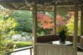 京都新聞写真コンテスト 「秋を愛でる跳珠亭」
