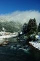 京都新聞写真コンテスト 「雪解け水」