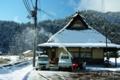 京都新聞写真コンテスト 「除雪」