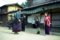 京都新聞写真コンテスト 「タイムスリップした少年」