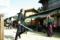 京都新聞写真コンテスト 「大人のチャンバラごっこ」