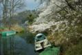 京都新聞写真コンテスト「ボートの記憶」
