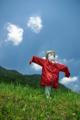 京都新聞写真コンテスト 「暑さに負けるナ」