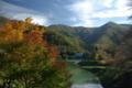 京都新聞写真コンテスト 「ダム湖の秋」