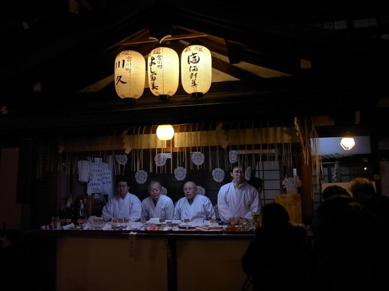 京都新聞写真コンテスト 「神職」