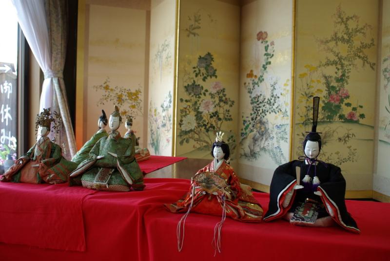京都新聞写真コンテスト「日野町・お雛様のおもてなし」