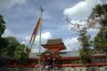 京都新聞写真コンテスト「石清水八幡宮」