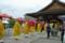 京都新聞写真コンテスト「霧雨の御影供」