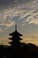 京都新聞写真コンテスト「初秋の黎明」