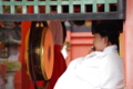 京都新聞写真コンテスト「龍笛」