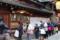 京都新聞写真コンテスト「ご利益のノック」