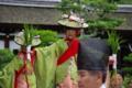 京都新聞写真コンテスト 「童女の視線」
