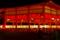 京都新聞写真コンテスト 「行灯画に灯ともる頃」
