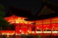 京都新聞写真コンテスト 「朱の幻想」