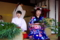京都新聞写真コンテスト「皆さんに福が訪れますように」