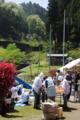 京都新聞写真コンテスト「里山の餅作り」