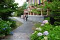 京都新聞写真コンテスト 「一本の傘」