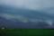 京都新聞写真コンテスト 「嵐のプロローグ」