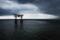 京都新聞写真コンテスト「暗雲」