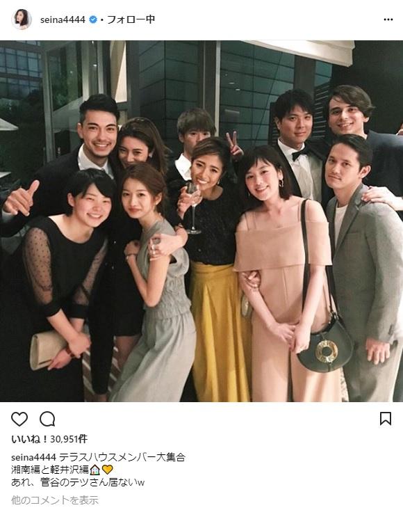 テラスハウス湘南・東京・軽井沢メンバー大集合!画像あり!スタッフ結婚 ...