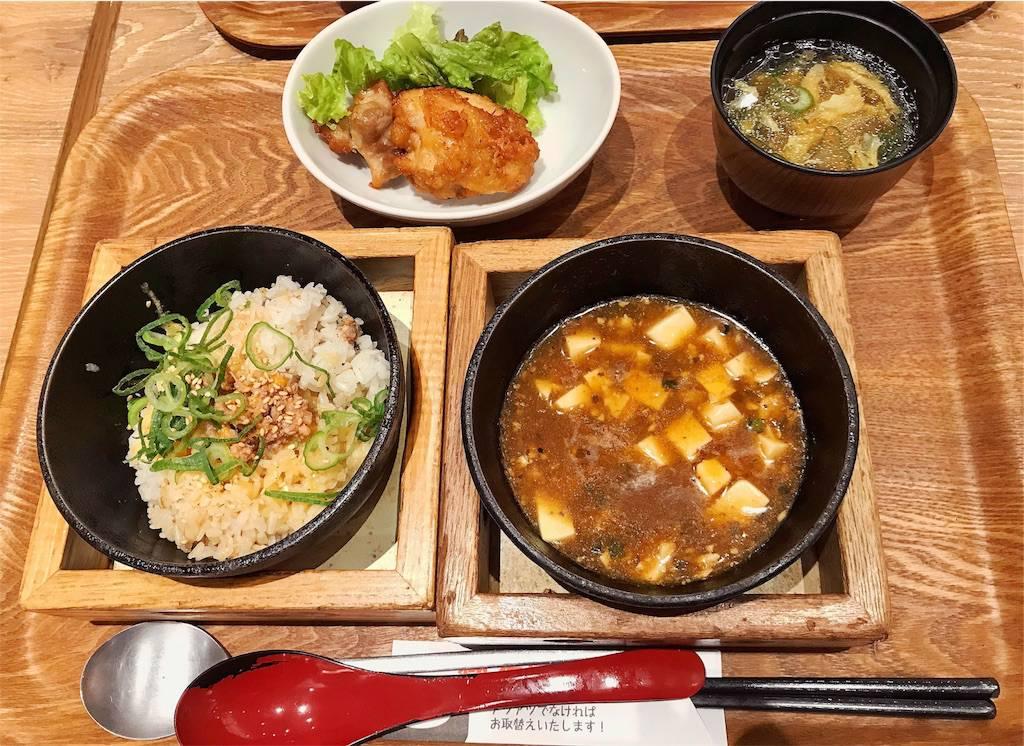 炒飯おすすめセットの写真