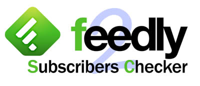 Feedly Subscribers Checker