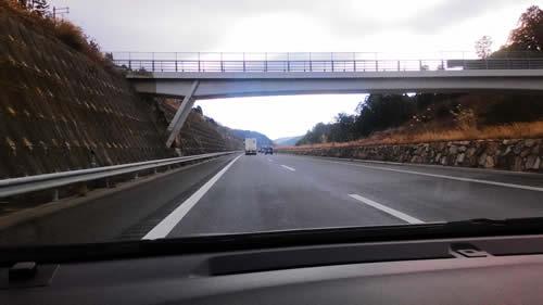 高速道路の状況(関西)