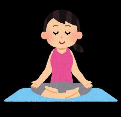マインドフルネス 女性 瞑想 癌
