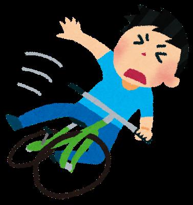 パーキンソン病 自転車 運転 転倒
