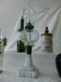 オイルランプ
