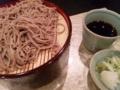 そば:懐石料理