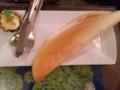 キャラメルバナナドサとシナモンミントなアイス:ブリティッシュ イ