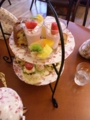 アフタヌーンティーセット:BERRY'S TEA ROOM